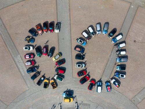 60 років азарту: вечірка на честь дня народження найхаризматичнішого автомобіля