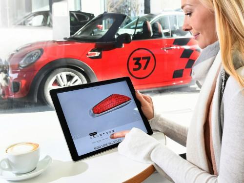 Новий рівень персоналізації: програма MINI Yours Customised відзначена золотом премії German Innovation Award.