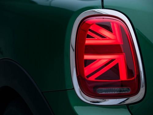 Традиционный спортивный дух и британская элегантность: эксклюзивная серия MINI 60 YEARS COLLECTION.